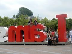 I am (Quetzalcoatl002) Tags: museumplein iamsterdam posing existence philosophic