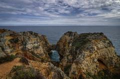 Ponta da Piedade 660 (_Rjc9666_) Tags: algarve beach coastline colors hdr lagos landscape nikond5100 places pontadapiedade portugal praia rockformation sea seascape sky tokina1224dx2 ruijorge9666 1432 660