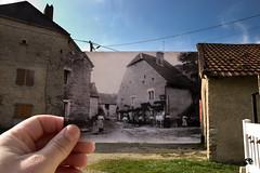 rue tournante (johandevantoy) Tags: france recent comte vieux franche autrefois cromary
