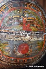 Protective Goddess (konde) Tags: ancient cobra goddess priest coffin hieroglyphs thebes deities deirelbahri anthropoid nepthys 25thdynasty thirdintermediateperiod nephtys mummycoffin