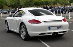 Porsche Cayman S (Thethe35400) Tags: auto car automobile voiture coche bil carro bll cotxe