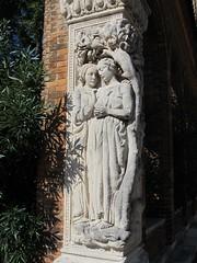 Dans les jardins de Murano (Yvette Gauthier) Tags: sculpture jardin murano venise venezia italie