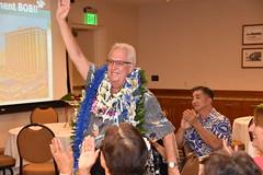 Embassy Suites Waikiki Beach Walk Retirement Party for General Manager Bob Yeoman - 6-15-16 (@HawaiiIRL) Tags: party beach for general waikiki walk bob embassy manager suites retirement rys yeoman 61516 prettygreat embassywaikiki