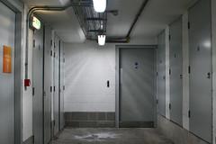 shoot7-20 (rubygraham) Tags: park white cold car concrete modernism hidden minimalism brutalism dystopia