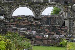 Ruine du couvent d'Iona