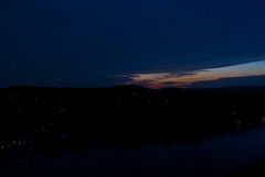 Sunset from Mount Bonnell (heatharcadia) Tags: sky clouds austin texas subset bonnell mountbonnell