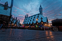 Hogsmeade (Havoc315) Tags: orlando sony harrypotter universal hogsmeade wizardingworld a6300 sonya6300