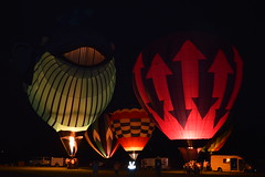 Chester County Hot Air Balloon Festival (amyyusella32) Tags: hot air balloons chester county pennsylvania hotairballoons outdoors glow