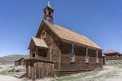 Methodist Church (Endangered71) Tags: bodie ghosttown church