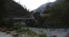 Briceburg, CA (lotos_leo) Tags: california ca travel landscape outdoor dusk mountainside mercedriver sierranationalforest briceburg  road140 centralyosemitehighway crossamerica2015