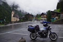 Groglockner [1] (Rynglieder) Tags: road alps austria alpine moto motorcycle suzuki gsx grossglockner grosglockner gsx1400 heilgenblut carinithia