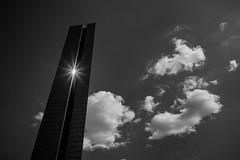 Eye of Isengard. (vinodjohnson) Tags: john hancock tower skyscraper boston massachusetts backbay sunburst