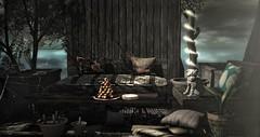 .The need to hide sometimes (i  e R t i aN e v e r f a r) Tags: concept shinyshabby kalopsia decor home sl secondlife virtual virtualworld kustom9 aptb uber