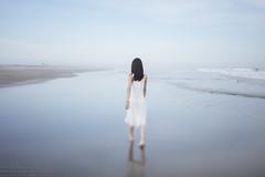 Silent Summer (TAKAGI.yukimasa1) Tags: portrait woman people girl beauty cute japanese sea summer beach fineart eos canon 5dsr asiangirl