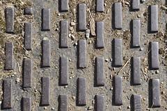 Cast Plate (explore) (Chris Mullineux) Tags: plate iron castiron lock allenslock canal oxfordcanal