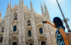 Milan Cathedral (mandar_haridas) Tags: milan milanduomo duomo cathedral italy europe north comolake como lake july summer 2016