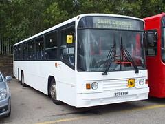 Swift Coaches - R974 XVM (cms206) Tags: swift coaches barrhead bus coach stagecoach mccoll mccolls rowe tudhope volvo b10m alexander ps 20974 r974xvm highland manchester