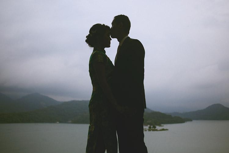 婚禮攝影-剪影