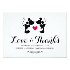 (Mickey & Minnie Wedding | Silhouette Thank You Card) #Bride, #BrideGroom, #Disney, #DisneyWedding, #Groom, #Mickey, #MickeyMinnieWedding, #MickeyMouse, #Minnie, #MinnieMouse, #MrMrs, #MrMrsDisney, #ThankYou, #Wedding, #WeddingThankYou, #WeddingmickeyMinn (CustomWeddingInvitations) Tags: mickey minnie wedding | silhouette thank you card bride bridegroom disney disneywedding groom mickeyminniewedding mickeymouse minniemouse mrmrs mrmrsdisney thankyou weddingthankyou weddingmickeyminnie is available custom unique invitations store httpcustomweddinginvitationsringscakegownsanniversaryreceptionflowersgiftdressesshoesclothingaccessoriesinvitationsbinauralbeatsbrainwaveentrainmentcommickeyampminnieweddingsilhouettethankyoucard weddinginvitation weddinginvitations
