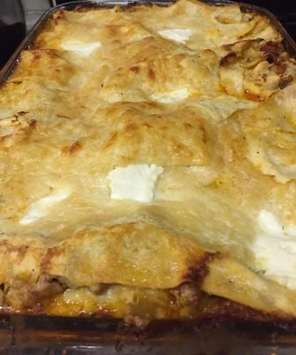 #lasagna that
