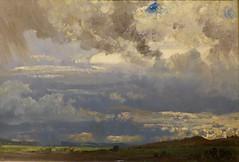 pays sages (3) (canecrabe) Tags: wroclaw muse friedrichphilippreinhold nuage peinture