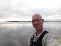 20160802_014 (Alan  Gage) Tags: 2106 access canoe immediatefamily putin shaved trip wollastonlake