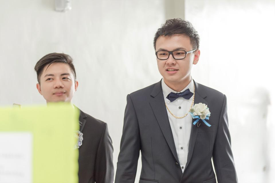 台南婚攝 情定婚宴城堡永康館 婚禮紀錄 C & V 046