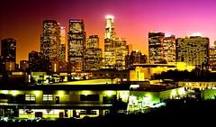Downtown LA 8x10 Camera (Belledc) Tags: cityscape downtownla dowtownlosangeles losangeleslandscape