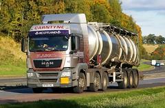 MAN - CARNTYNE Transport Glasgow (scotrailm 63A) Tags: lorries trucks tankers