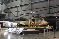 "UH-1P Iroquois  ""Huey"" (viktrav) Tags: nationalmuseumoftheunitedstatesairforce airplanes uh1p iroquois huey helicopter"