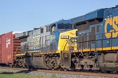 IMG_0092 A (mhellekjaer) Tags: 440 ohio berea csx locomotive geac60cw ac60cw