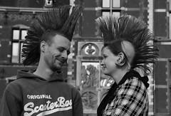 She's Always In My Hair (Straatmoment) Tags: amsterdam straatfotografie streetphotography nederland netherlands holland mensen people straatmoment hansstellingwerf portret portrait stationsplein centralstationsquare