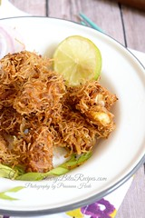 Crispy Noodle Chicken (prasannahede) Tags: crispy chicken starters indian appetizers