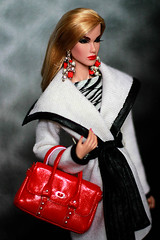 IMG_5192 (elenpriv) Tags: red jason bag toys for outfit cool doll dolls dress sale ooak coat wu dasha diorama renegade integrity fashionroyalty elenpriv