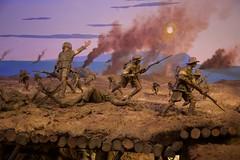 Lone Pine (Geoff Main) Tags: memorial australia warmemorial act diorama australianwarmemorial canonef24105mmf4lisusm canon6d