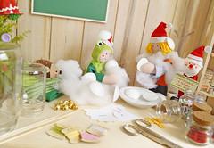 Hihihihi! (BoniFrati) Tags: tree cute natal diy craft rvore tutorial pap molde passoapasso bonifrati craftchristmas natalcraft