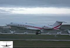 N486RW Gulfstream G550 c/n 5484 COCA-COLA CO (EGLF) 20/12/2014 (Ken Lipscombe <> Photography) Tags: cn co cocacola gulfstream g550 eglf 5484 farnboroughairporticaoeglfbizjetsaviationflyingtag n486rw