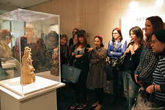 IMG_0542 (Thacher Gallery at the University of San Francisco) Tags: fridakahlo mexicanfolkart museumstudies usfca thachergallery thacherthursdays