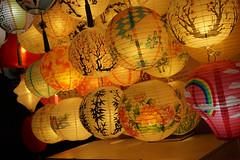 Chinese Lanterns in SG (zerosicks) Tags: china 50mm town singapore chinatown sony quay clark lantern sg f35 nex a5000