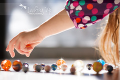 Set Designer | 17/365 {Greenwich Child Photographer} © 2015 Kahn Photography LLC d/b/a/ LOOKING UP PHOTOGRAPHY (LookingUpPhotography) Tags: girl hands bokeh fingers marbles 365 dots project365 karenkahn lookingupphotography greenwichphotographer lookingupphoto kahnphotography