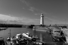 DONAGHADEE LIGHTHOUSE, DONAGHADEE, ARDS, CO DOWN, N IRELAND. (ZACERIN) Tags: uk ireland irish house paul lighthouses united great trinity years northern house donaghadee the in picures 500th history birthday christopher nikon photography uk down sea hdr of northern ireland photos england nikon co image uk kingdom irish britain only lighthouse pictures lighthouse history n trinity hdr 500 lighthouses lighthouse seaside lighthouses lighthouses d800 d800 eddystone zacerin picures ards donaghadee donaghadee