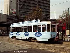 2126-034060 (VDKphotos) Tags: pub belgium tram bn werbung antwerpen pcc verlinden vlaanderen miva pcca