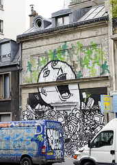 Zoo Project + Run [2010] (Ruepestre) Tags: street streetart paris france graffiti zooproject