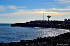La Spiaggetta Nera / The Black Beach / CT / Sicilia. (rossolavico) Tags: italy europa europe italia sicily catania sicilia lavacoast fileraw rossolavico squatritomassimilianosalvatore filerawnef filerawnefconversionjpeg viewnx2users