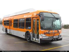 LA Metro 5983 (TheTransitCamera) Tags: new bus flyer metro transportation transit local industries cng nfi xcelsior xn40 lacmta5983