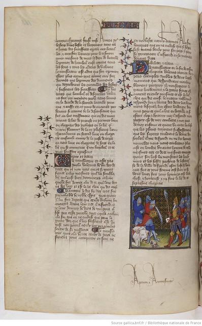 168v_Valère Maxime [Valerius Maximus], Faits et dits mémorables [Facta et dicta memorabilia], traduit par Simon de Hesdin et Nicolas de Gonesse