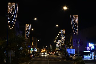 Mèze, illuminations 2014