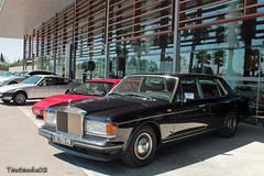Rolls-Royce Silver Spur II 1992 (tautaudu02) Tags: auto 2 cars silver spur automobile montpellier collection ii moto rolls royce coches voitures 2014 prestige perols