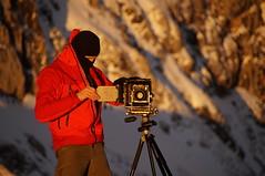 Hike to Ingolstdter Haus & Hundstod (hessidave) Tags: snow alps salzburg berchtesgaden nationalpark meer sundown alpen kleiner hundstod steinernes