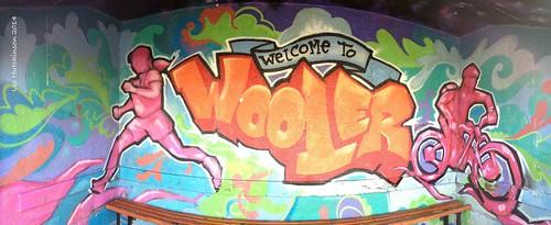 2014 Oct 02 - Wooler bus stop